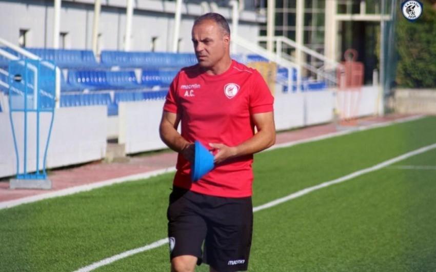 """""""Kukesi""""nin baş məşqçisi: Qarabağla oyunlar çətin olacaq - MÜSAHİBƏ"""