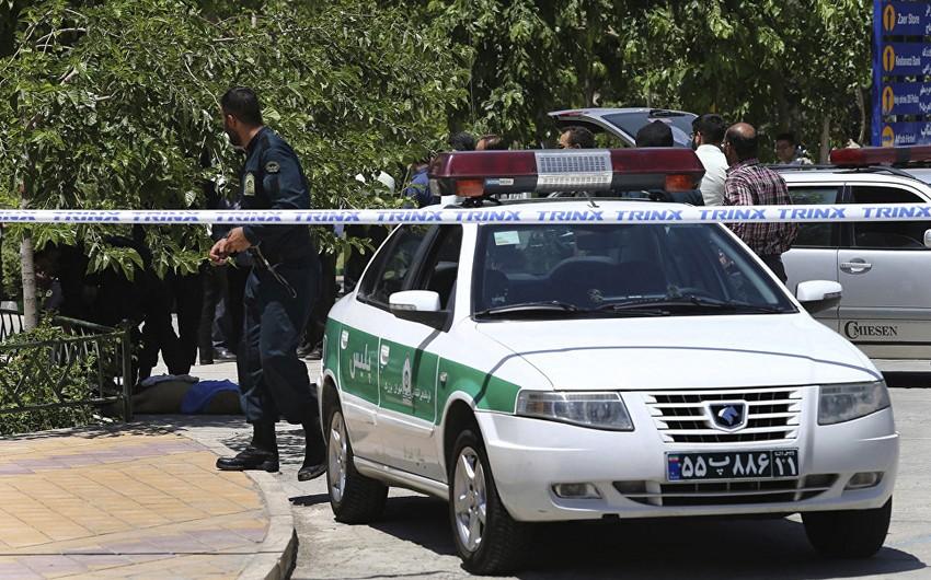 Tehran polisi: terror aktları ilə əlaqədar 5 şübhəli saxlanılıb