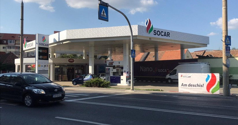 SOCAR opens 50th filling station in Romania