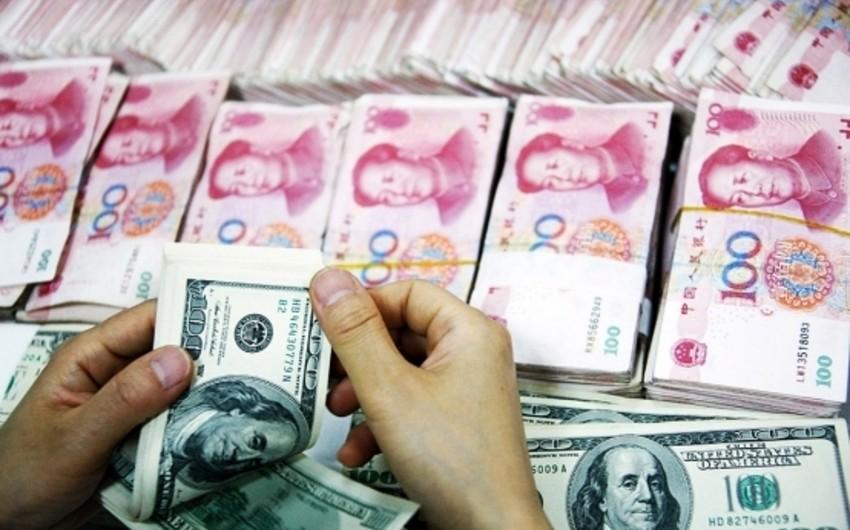 Çin milli valyutasını daha 1% ucuzlaşdırıb