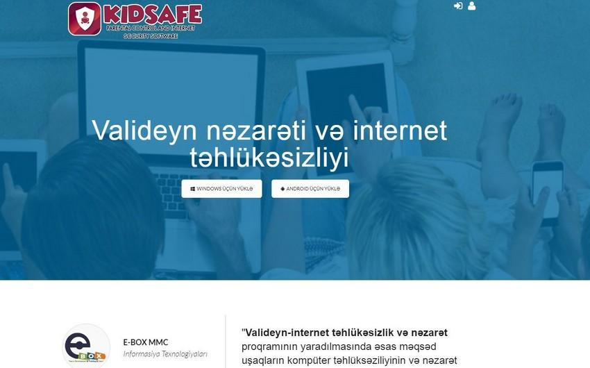 """Azərbaycanda """"Valideyn nəzarəti və internet təhlükəsizliyi"""" proqramı hazırlanıb"""