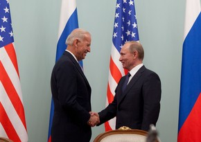 Politico names Baku among prospective Putin-Biden meeting places