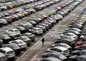 Çində avtomobil satışları artır