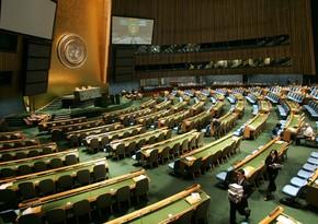 MDB ölkələri BMT Baş Assambleyasında mövqelərin koordinasiyasını müzakirə edib