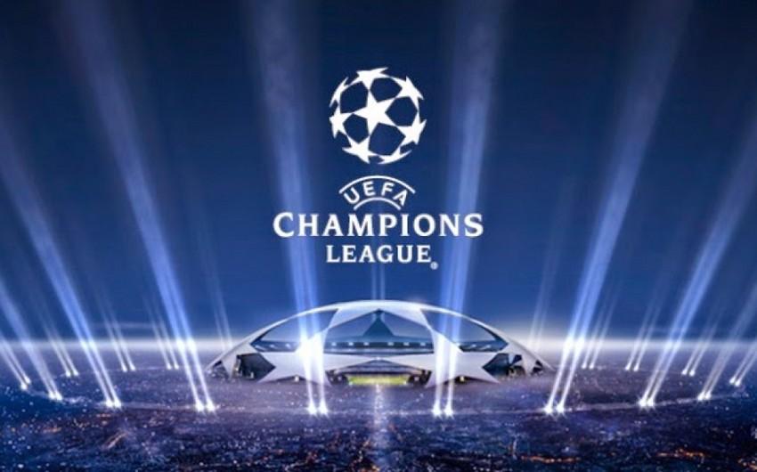 Bu gün Çempionlar Liqasında 1/4 finalın ilk oyunları keçiriləcək
