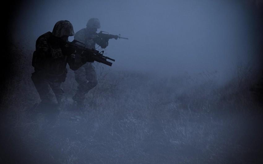 Турецкая армия ликвидировала 4 террористов на севере Сирии