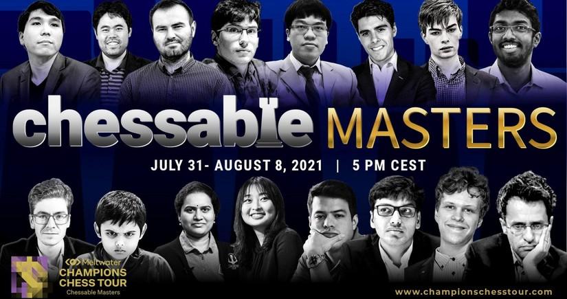 Chessable Masters: Şəhriyar Məmmədyarov bu gün ilk görüşlərini keçirəcək