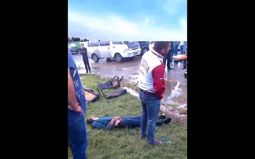 Bakı-Sumqayıt yolundakı qəzada yaralananların adları açıqlanıb - SİYAHI