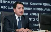 Хикмет Гаджиев - помощник президента Азербайджанской Республики