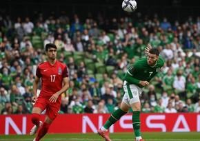 В продажу поступили билеты на матч Азербайджан-Ирландия