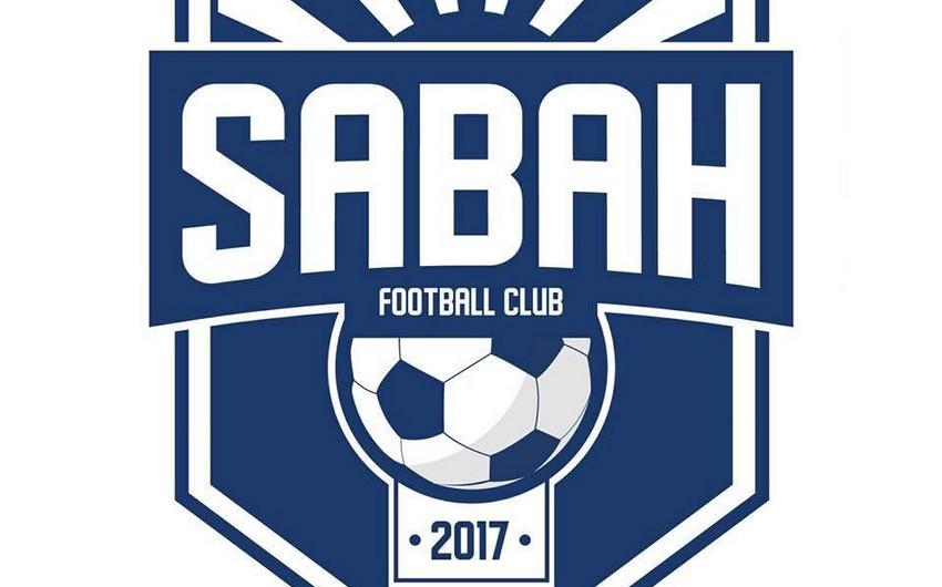 """""""Sabah"""" futbol klubunun sponsoru açıqlanıb"""