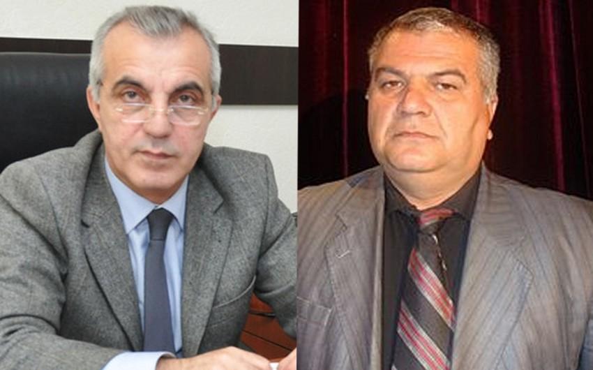 Azərbaycanda iki teatra yeni direktorlar təyin olunub - YENİLƏNİB