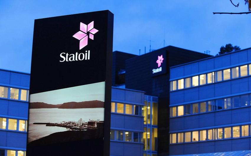 Statoil bir yataqda hasilatı dayandırıb