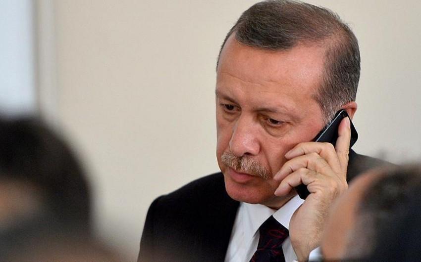 Türkiyə prezidenti ilə BMT-nin baş katibi Kipr və Suriya problemlərini müzakirə ediblər