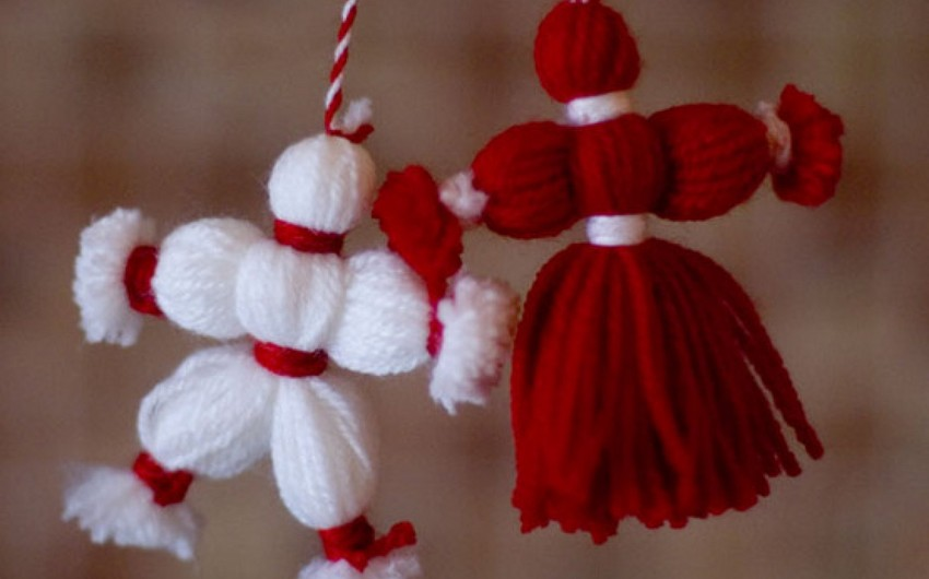Baku celebrates spring holiday Martisor - PHOTO