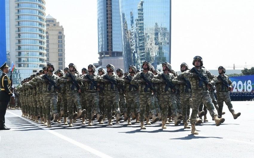 Azərbaycan Ordusunda nizam-intizama necə əməl olunur? - RƏY