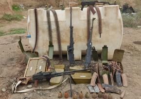 Полиция Лачына обнаружила боеприпасы