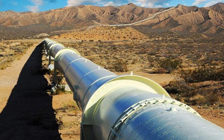 SOCAR ötən il Bakı-Novorossiysk kəməri ilə 824 min ton neft nəql edib