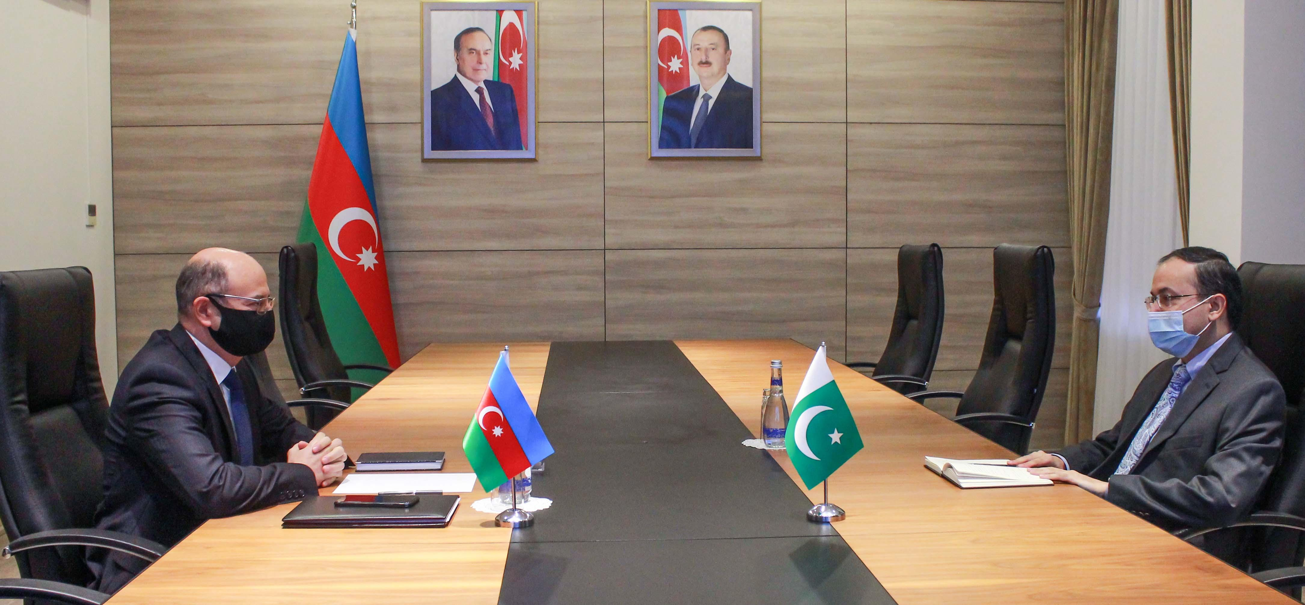 Pərviz Şahbazov və Bilal Haye