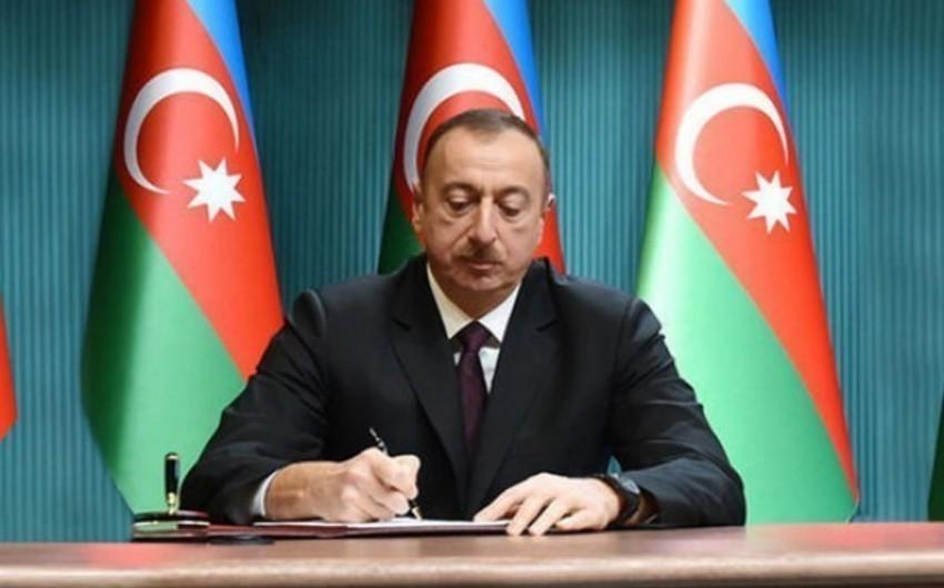 Prezident 4 rayonda qazlaşdırılma işlərinə vəsait ayırdı