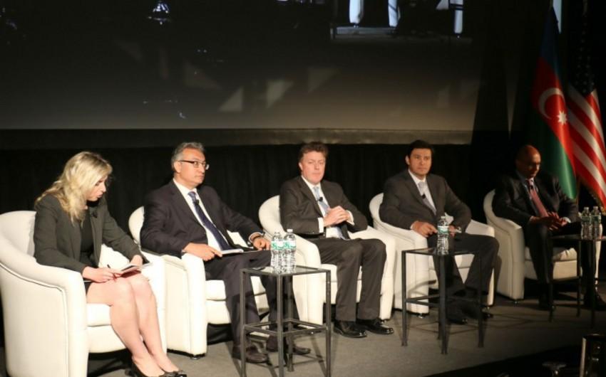 ABŞ-Azərbaycan bank və maliyyə forumu keçirilib