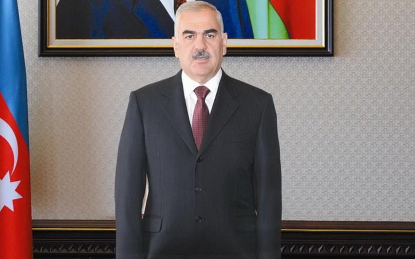 """Naxçıvanda iki nəfər """"Rəşadətli əməyə görə"""" nişanı ilə təltif edilib"""