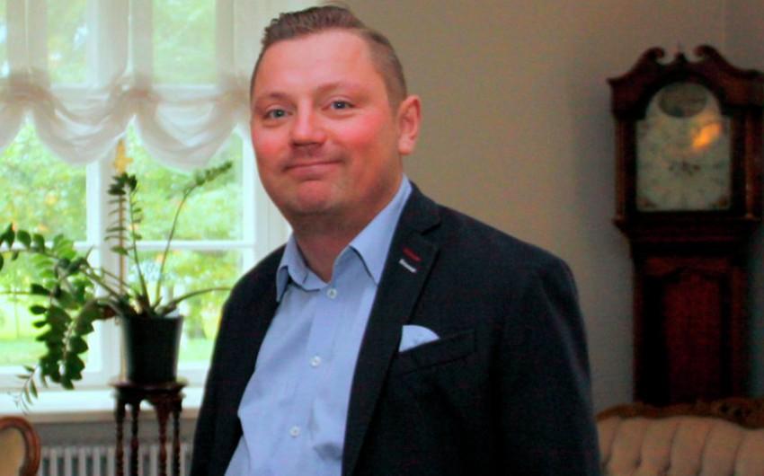 Chairman of inter-parliamentary friendship group calls to open Estonian embassy in Azerbaijan