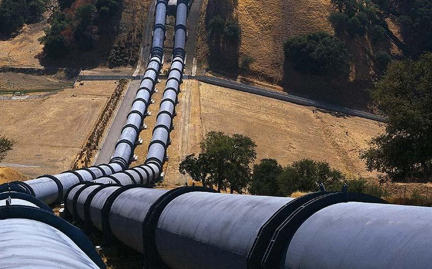 BTC kəməri ilə ötən ay 427 min ton tranzit nefti nəql edilib