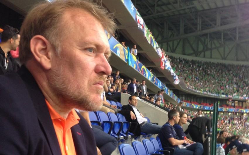 Prosineçki: Yaxşı futbolçu olanda, onu niyə milliyə götürməyək ki? - MÜSAHİBƏ