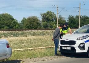 Şəmkirdə 10 sürücü barəsində protokol tərtib olunub