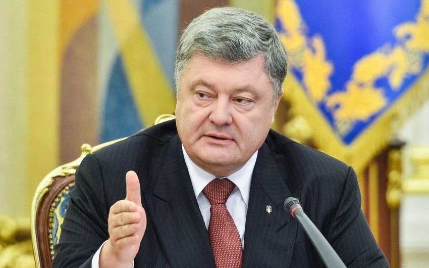 Порошенко лишил 5 тыс. человек гражданства Украины за 2017 год