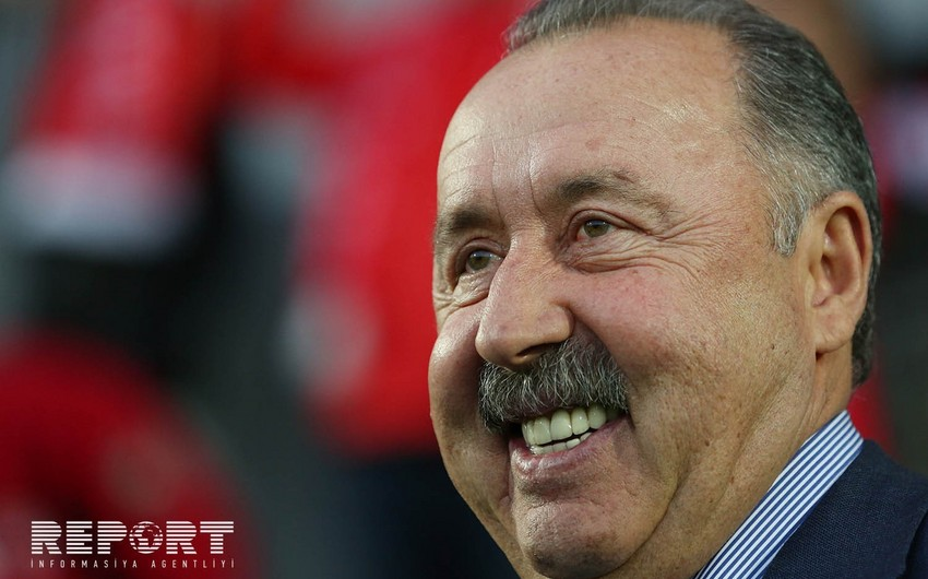 Valeri Qazzayev: Bunlar Azərbaycan futbolunun canlı əfsanələridir - MÜSAHİBƏ