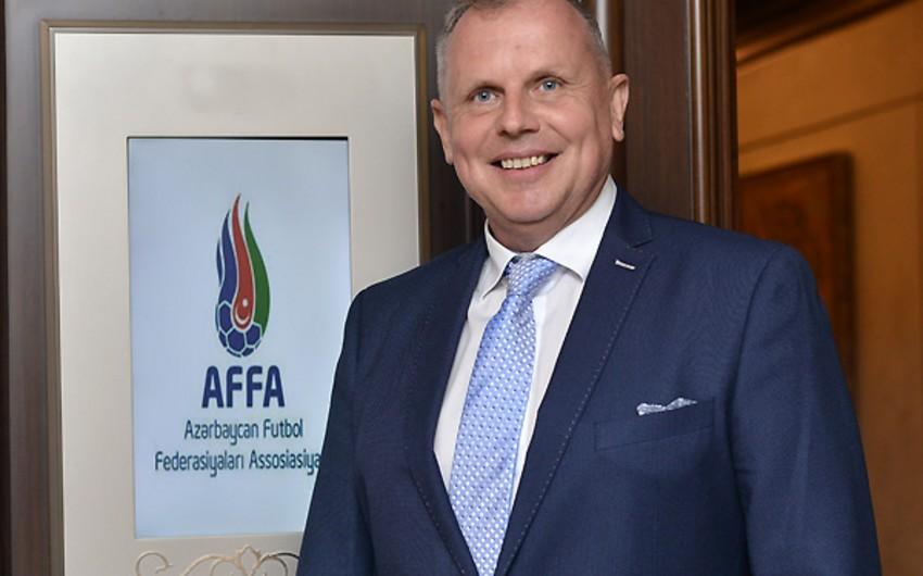 AFFA rəsmisi millinin matçına təyinat aldı