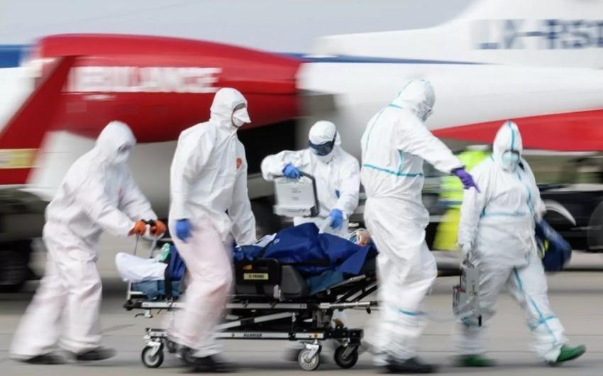 Almaniyada koronavirus 9 minə yaxın şəxsi öldürdü