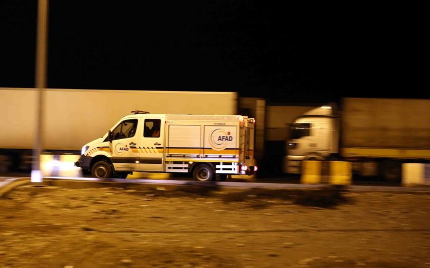 Türkiyə İraqa humanitar yardım göndərir