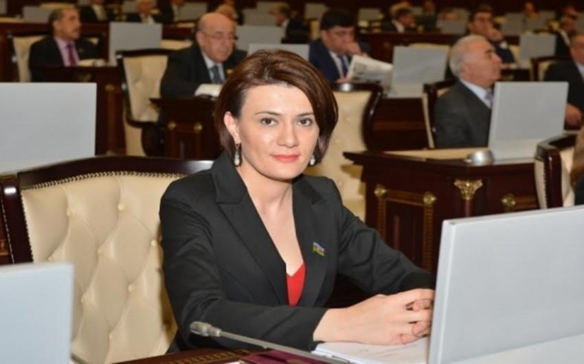 Deputat Ailə, qadın və uşaq məsələləri komitəsinin üzvlüyündən azad edilib