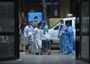 В Индии число заразившихся COVID-19 приблизилось к 29 млн человек