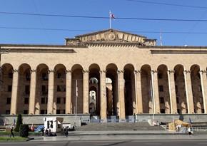 Tbilisidə müxalifətin piketi başa çatıb, 7 nəfər saxlanılıb
