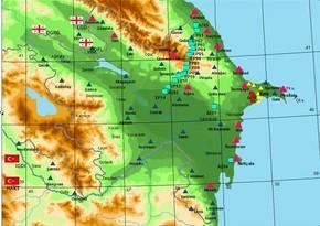 Захватническая политика Армении наносит ущерб окружающей среде Азербайджана