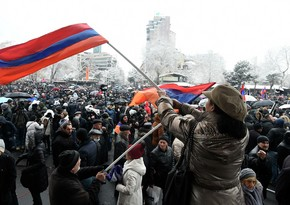 Armenian opposition to organize new wave of protests