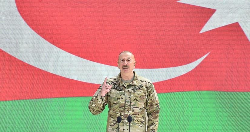 Azərbaycan Prezidenti: Mənə qarşı çevriliş cəhdləri olmuşdu