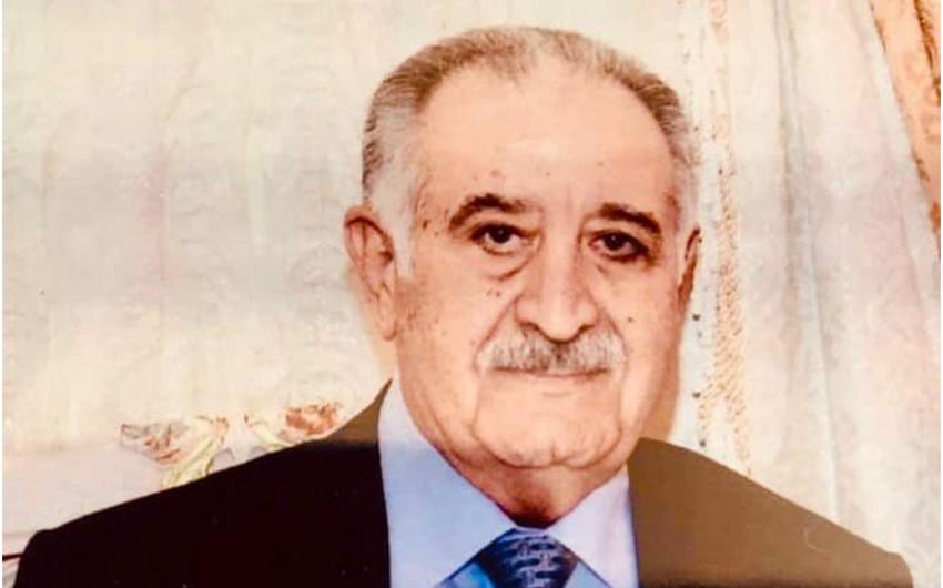 Azərbaycanın neft və qaz sənayesinin əməkdar işçisi vəfat edib
