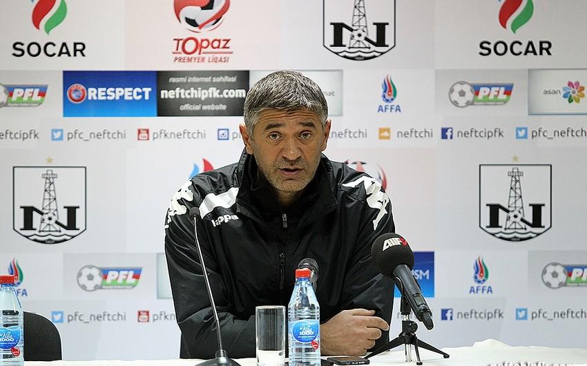 """Elxan Abdullayev: """"Qarabağ""""ı keçmək şansımız hələ qalır"""