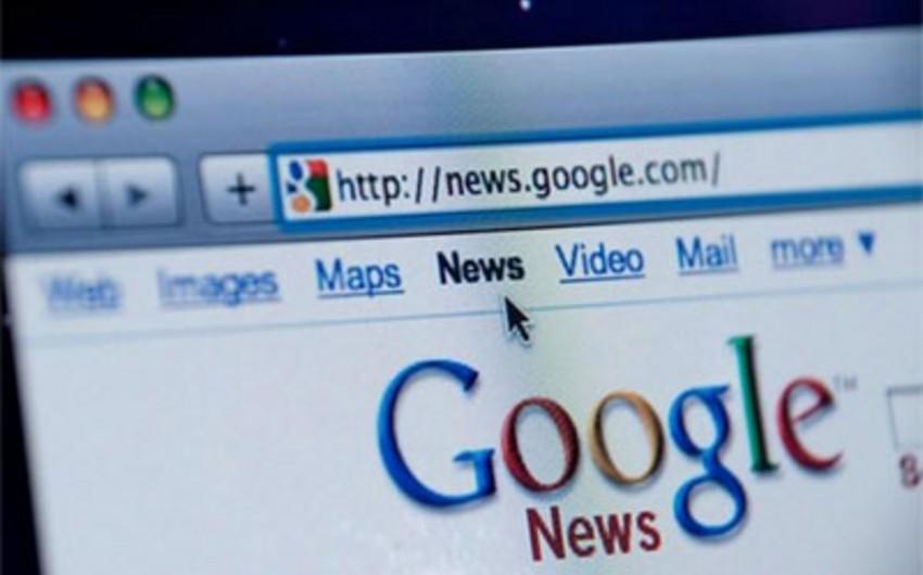 """""""Google"""" jurnalistlər üçün servisi istifadəyə verib"""
