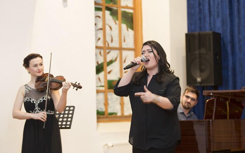 Kapellhausda Jazz/Dünya Musiqi konserti təşkil olunub