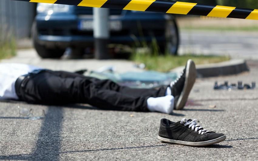 Ağdaşda 65 yaşlı kişini avtomobil vuraraq öldürüb