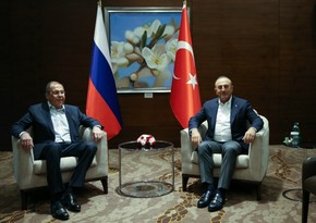 Turkish, Russian FMs discuss situation in Karabakh