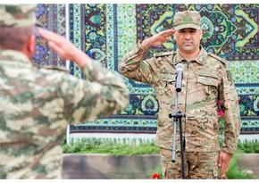 Генерал-майор Маис Бархударов: Мы будем сражаться до полного уничтожения врага