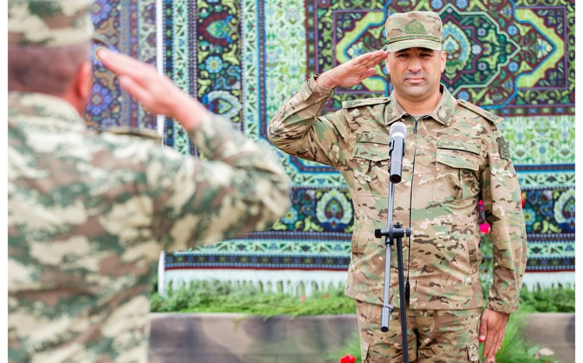 Major General Mayis Barkhudarov: We will fight to the end and destroy enemy