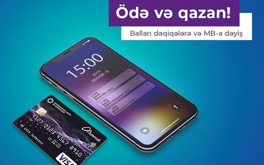 """""""Azərbaycan Beynəlxalq Bankı ilə """"Azercell"""" ortaq kart hazırlayıb"""